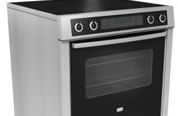 Image of a freestanding cooker