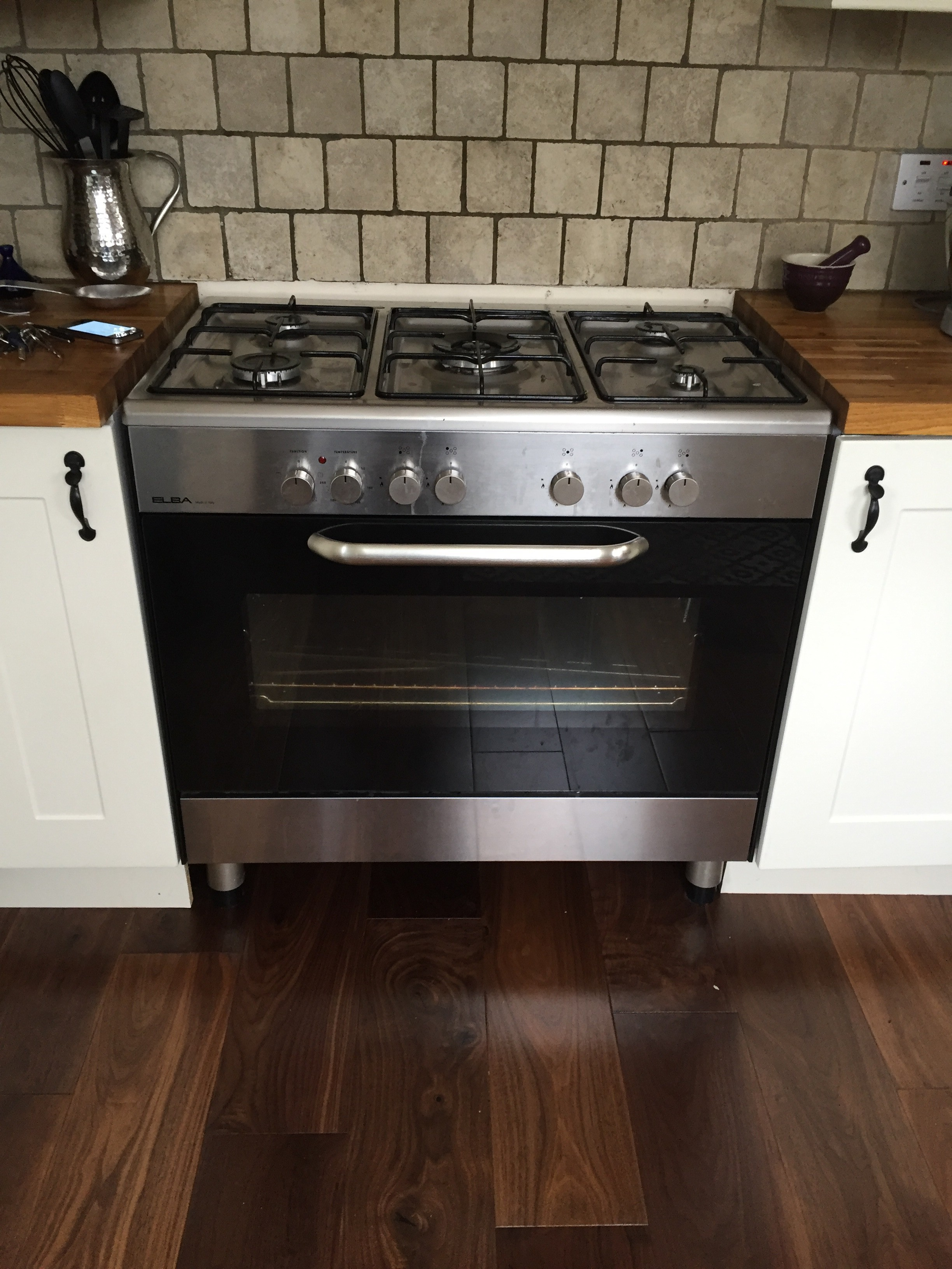 Cooker After Repair