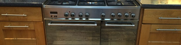 An image showing a repaired cooker by Cooker Solutions